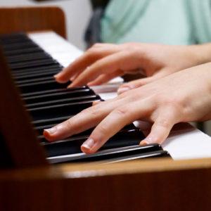 Обучение игре на пианино, фортепиано