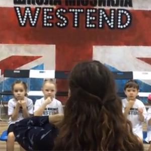 Урок вокала утренней группы дошколят (от 5 лет)