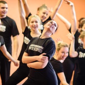 Открытые уроки Школы мюзикла