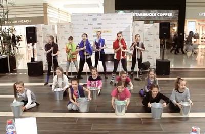 Ученики Школы мюзикла «WestEnd» выступили на День города Москвы