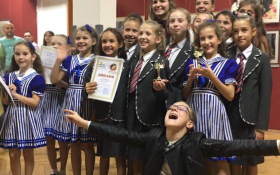 Победы студентов «WestEnd» на международном фестивале-конкурсе в Москве