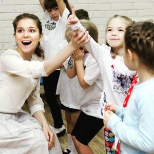 Факультативные занятия в школе мюзикла в Москве